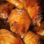 Bourbon Teriyaki Wings